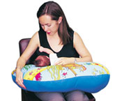 pregnancy nursing pillow.